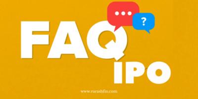 FAQ IPO