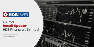 Q4FY21 Result Update-HDB Financials Limited